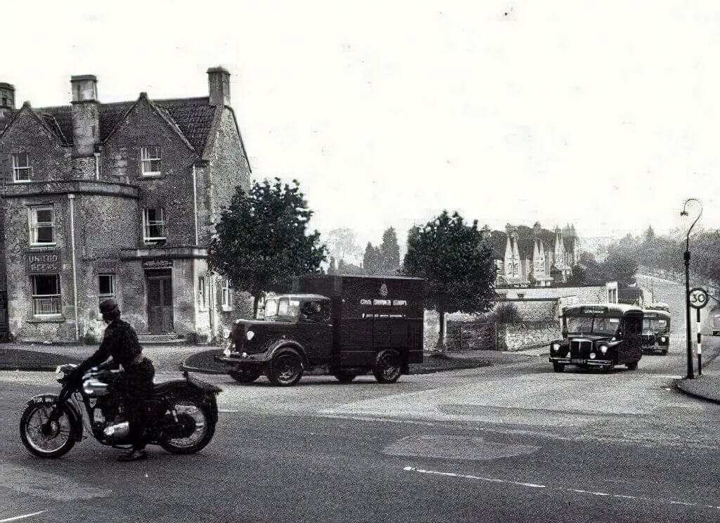 Cross Keys c 1940s