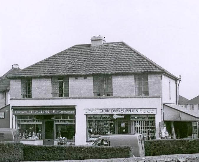 F W Jones and Combe Down Supplies c 1930s