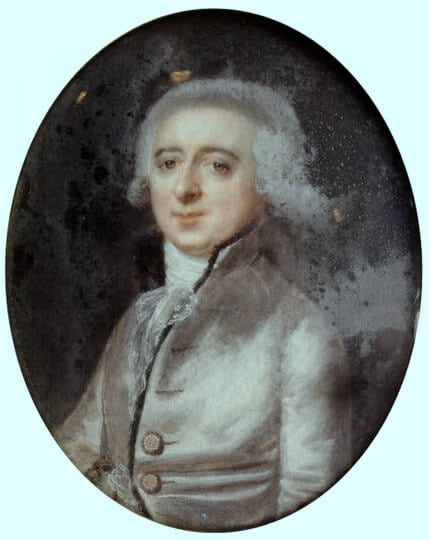 Francis Thomas FitzMaurice, 3rd Earl of Kerry (1740-1818)