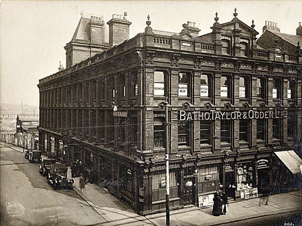 Batho, Taylor & Ogden Ltd., Newcastle, 1920s