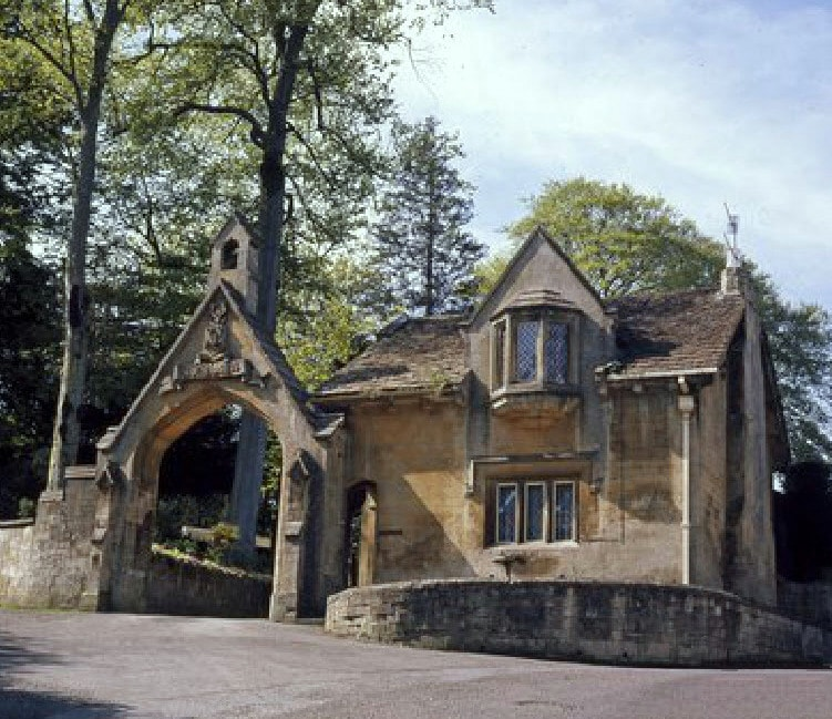 The Cloisters Lodge about 1975