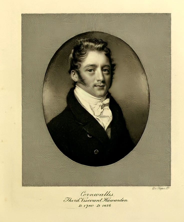 Cornwallis Maude (1780-1856), 3rd Viscount Hawarden