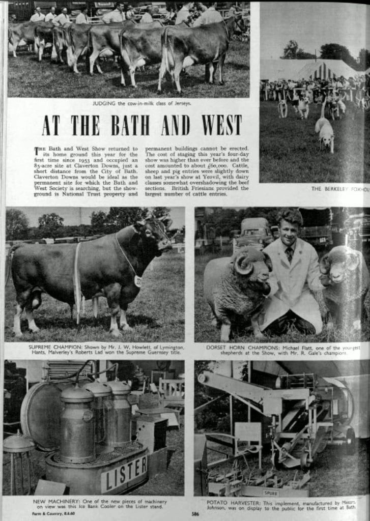 Illustrated Sporting and Dramatic News - Wed 8 June 1960