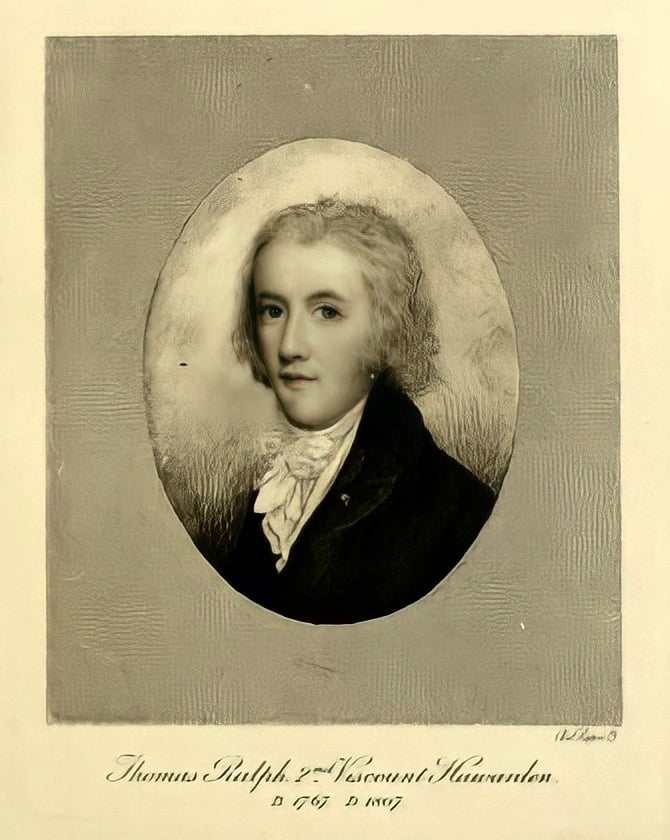 Thomas Ralph Maude (1767-1807), 2nd Viscount Hawarden